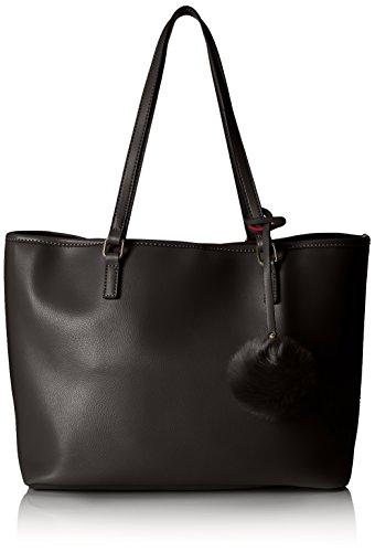 Handbag - Shopper, Shoppers y bolsos de hombro Mujer, Schwarz, 17x28x35 cm (B x H T)