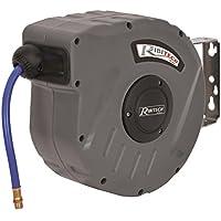Ribitech 3621 Enrouleur pneumatique automatique 9 m Gris