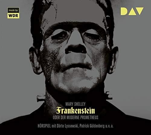 r moderne Prometheus: Hörspiel mit Dörte Lyssewski, Patrick Güldenberg u.v.a. (2 CDs) ()