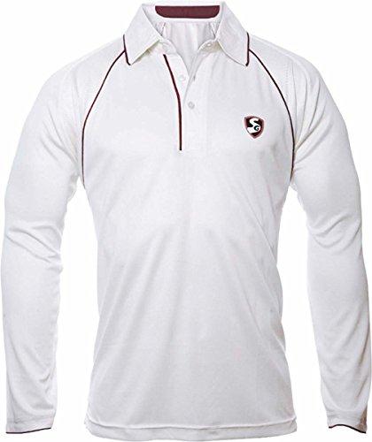 SG-Premium-Cricket-T-Shirt-Jersey-White