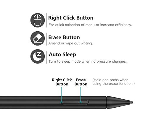 Zoom IMG-3 moko penna surface tablet pennino
