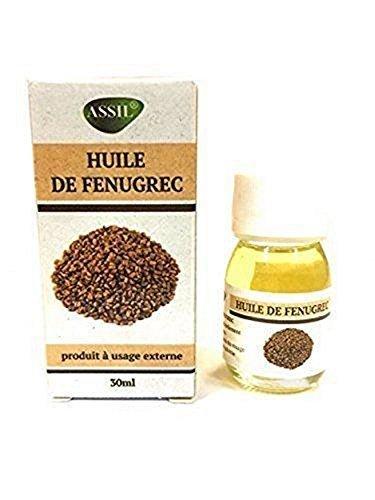 HUILE DE FENUGREC PRODUIT GONFLE VOTRE NATURELLEMENT POITRINE COSMETIQUE 30ML