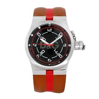 Dolce & Gabbana DW0062 – Reloj de Mujer de Cuarzo, Correa de Acero Inoxidable Color