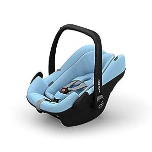 Maxi-Cosi Pebble Plus Baby Car Seat Group 0+, ISOFIX Car Seat, i-Size, 0-12 m, 0-13 kg, 45-75 cm, Sky   8
