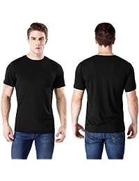 buy online 2031b f0969 Amazon.it: maglietta nera uomo: Abbigliamento