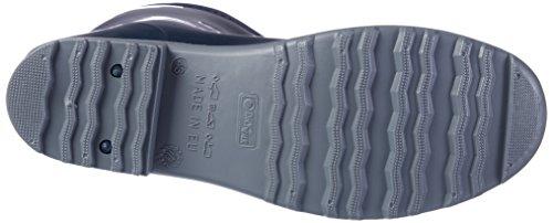 BOCKSTIEGEL® SARA Donna - Stivali di gomma alla moda (Taglie: 36-43) Dk-Blue/Grey