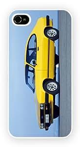 Samsung Galaxy S4, Ford Capri Mk III Yellow, New Printed Fest Phone Case - Schutzhulle - Uberschnappen - Hohe Quality