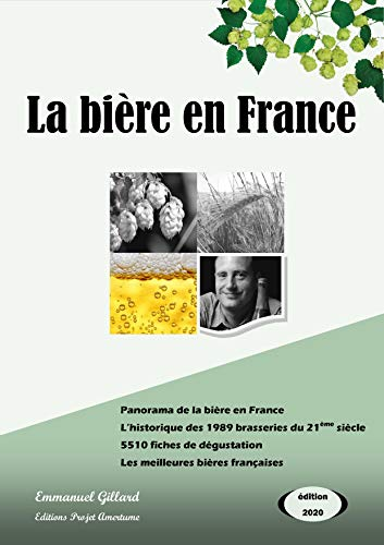 La bière en France: Edition 2020 (French Edition)