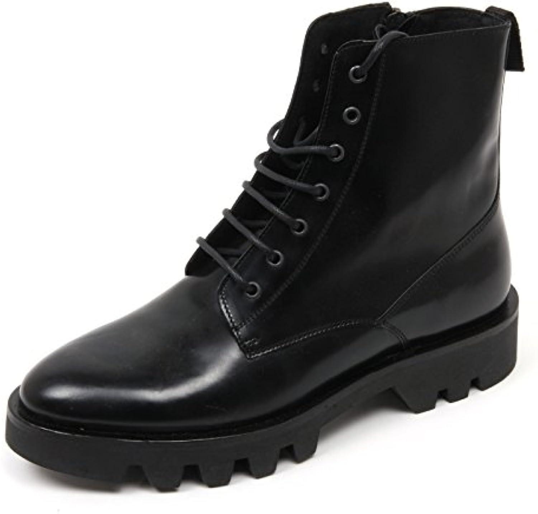 ANTICA CUOIERIA C3572 Anfibio Anfibio Anfibio Donna Without Box Scarpa Nero avvio scarpe Woman | New Style  | Uomo/Donna Scarpa  de85e0