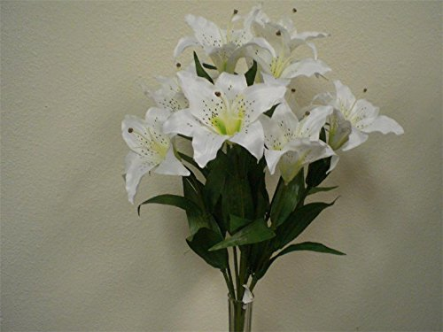 interestingr-large-tiger-lily-9-heads-silk-flowers-bush-bouquet-artificial-lily-bunch-home-decor-wed
