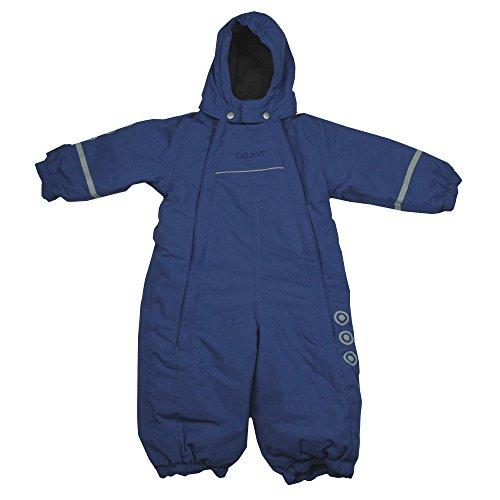 CeLaVi Kinder Jungen Schneeanzug, Alter: ab 3 Jahren, Größe: 98, Farbe: Blau, 330126