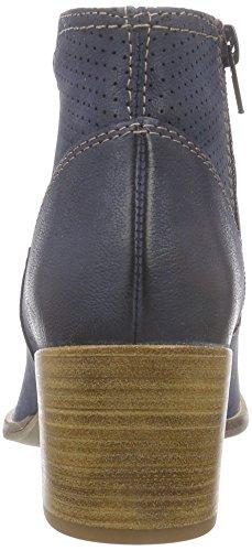 Tamaris 25341 Damen Kurzschaft Stiefel Blau (NAVY 805)