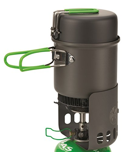 Optimus Elektra FE Cook System 0.95L (Antihaft-W/Reinigung Schwamm) -