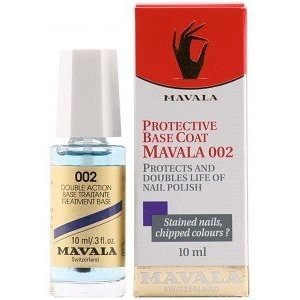 Mavala 002 10ml Protective Basecoat - 90201