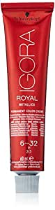 Schwarzkopf Igora Royal Metallics 6-32 Coloration 60 ml