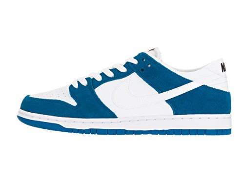 Bianco Azul Pro Scarpe Skate Low Iw Nike Da nero Uomo Dunk azul blu Scintilla n7xHqF6w1U