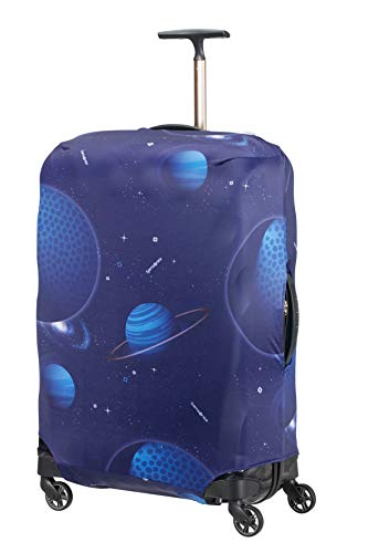 Samsonite Global Travel Accessories Lycra Custodia, L, Blu (Spaceman)