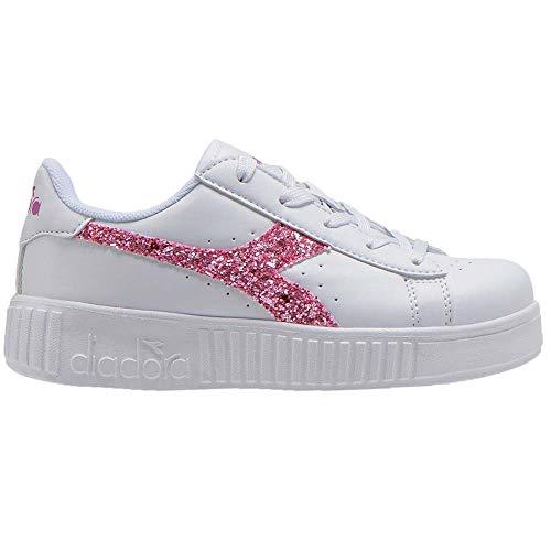 Diadora 101.175084-20006 sneakers bambina bianco 35