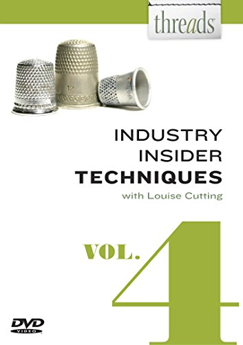 Thread's Industry Insider Techniques [UK Import] Fashion House-tv-serien