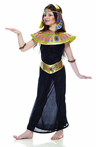 ��Nofretete Kostüm, Größe S (Nofretete Kostüm Kopfbedeckung)