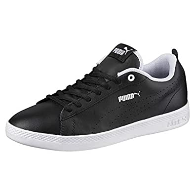 PUMA 36521602 WOMENS Smash WNS Leather Perf Sneaker Choose