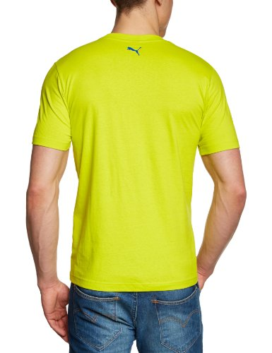 PUMA Herren T-Shirt Graphic sulphur spring