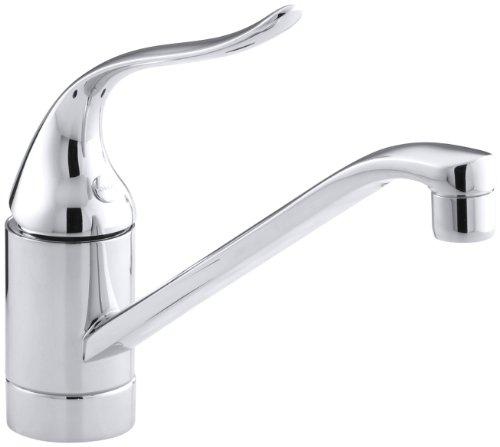 Kohler k-15175-p-cp CORALAIS Single Control Küche Spüle Wasserhahn, Chrom poliert