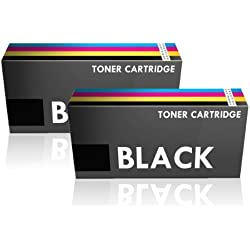 Prestige Cartridge TN3330 Cartouche de Toner pour Brother Imprimante Laser DCP-8110DN/DCP-8250DN/HL-5440D - Noir lot de 2