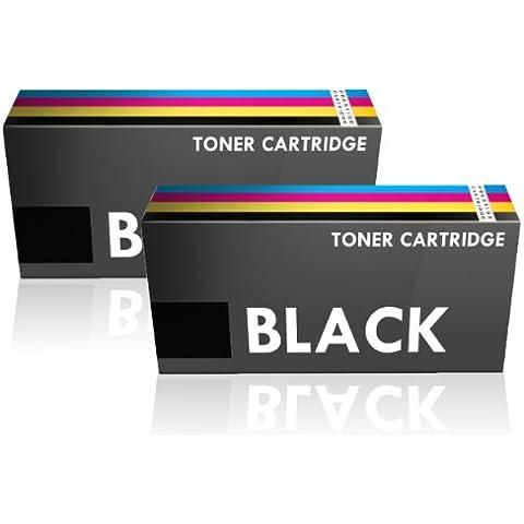 Prestige Cartridge CLP-310/CLP-315/CLX-3170/CLX-3175 Pack de 2 cartuchos de tóner láser, color