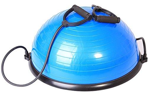 SportPlus Pelota de Pilates – Media Pelota Fitness – Tabla de...