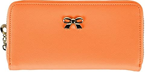 GPCT , Pochette pour femme - orange - Orange,