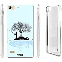 CASELABDESIGNS COVER CASE CRYSTAL PESCARE ISOLA PER