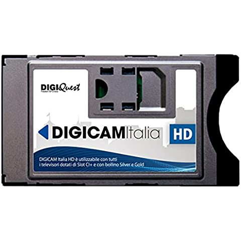 Digiquest DEC1042 Modulo di accesso condizionato (CAM)