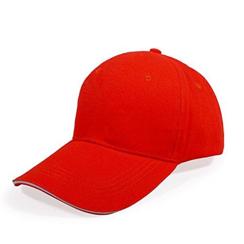 Arbeitskappen/Schutzkappe/Cotton Hut Licht Bord Werbung/ Licht Bord leere Baseball-Kappen/Hat Männer-C verstellbar