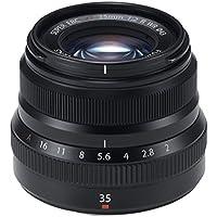 Fujifilm Fujinon XF35 mm F2 R WR lens - Black