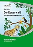 Der Regenwald (CD-ROM): Grundschule, Sachunterricht, Klasse 3-4