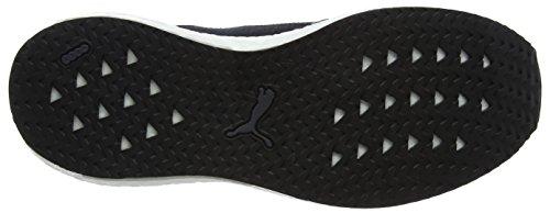 Puma Men   s Mega Nrgy Knit Multisport Outdoor Shoes  Black  Black-Asphalt   8 8 UK