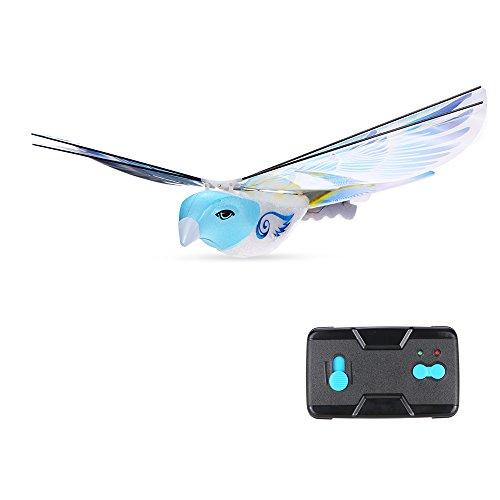 TECHBOY 98083+ Fernbedienung Authentische E-Bird Schmetterling Flying Bird RC Spielzeug