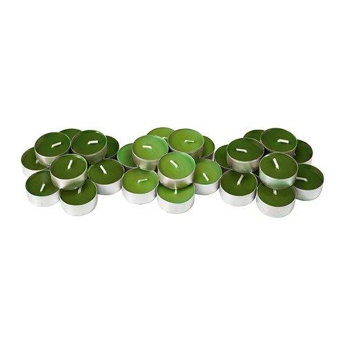 ikea-sinnlig-scented-tealight-crisp-apple-green-candles-30pack