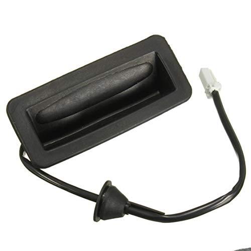 Interrupteur de déverrouillage de Coffre/hayon avec câble pour Ford Focus MK2 2004-2008 3M5119B514AC