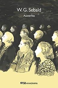 Austerlitz par W.G. Sebald