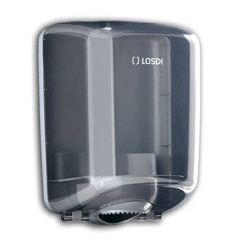 Losdi CP-520 Dispensador Papel Mecha, Fumé