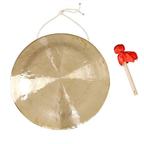 Instrumentos de latón extragrandes de 40 cm Cobre