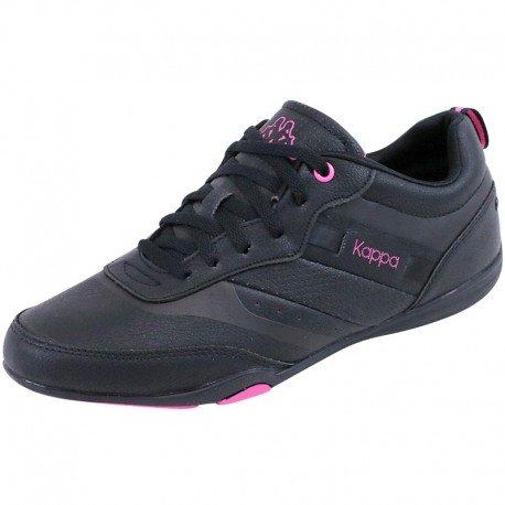 kappa-sarabi-lace-noir-rose-chaussures-basses-cuir-ou-synthetique-noir-taille-36