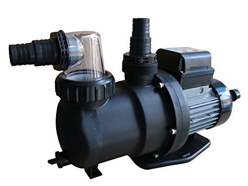 Steinbach SPS 50-1 Filterpumpe, 230 V/250 Watt, 117 l/min, max. Pumphöhe 7,5 m, 040921