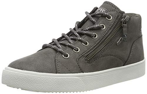 ESPRIT Damen Cherryzipbootie Hohe Sneaker, Grau (Gunmetal 015), 39 EU