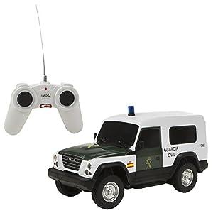 Mondo Toys- Iveco Guardia Civil 1:24 Coche Radiocontrol (Color Baby 40337)