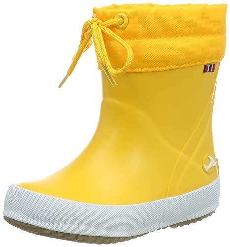 Viking Unisex-Kinder ALV Gummistiefel, Gelb (Yellow 13), 19 EU
