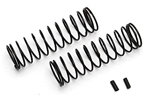 AE Team associated ae91335 - 12 mm Rear Springs, Black, 1.90 LB