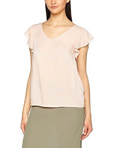 VERO MODA Damen T-Shirt Rosa (Peach Whip Peach Whip)